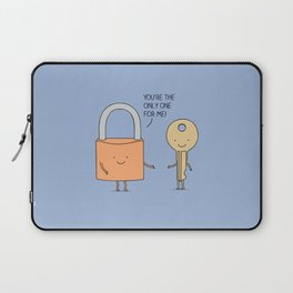 Lock and key Laptop Sleeve
