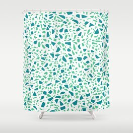 Terrazzo AFE_T2019_S12_8 Shower Curtain