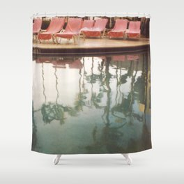 Tuesday's Today Shower Curtain