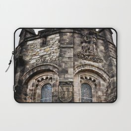 Edinburgh Castle Tower Laptop Sleeve