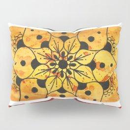 Rasta Mandala Pillow Sham