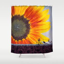 Summer Cheer Shower Curtain