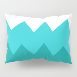 Pine Freshness - Abstract Art Pillow Sham