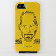 Breaking Bad:  Walter White iPhone (5, 5s) Tough Case