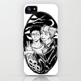 IWAOI Halloween version iPhone Case