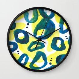circular_ Collab Eva Halfers Wall Clock