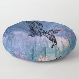 Alice in the Sky Floor Pillow