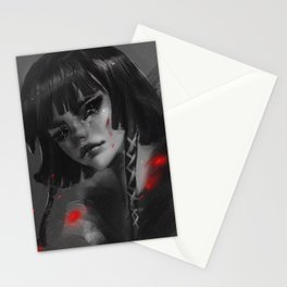 Lady Noir Stationery Cards