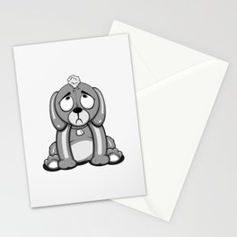 Critter Alliance - Poor Puppy Stationery Cards