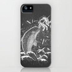 Narwhal Skewer iPhone (5, 5s) Slim Case