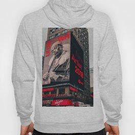 Uzi Times Square NYC 2018 Hoody