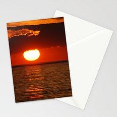 Sunset 6 Stationery Cards