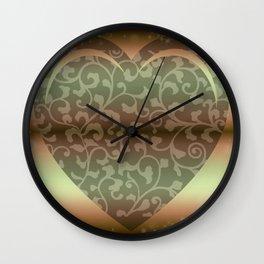 Inspired Dream Wall Clock