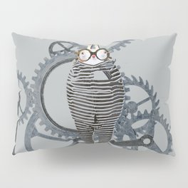 Time Cons Time Rabbit Pillow Sham