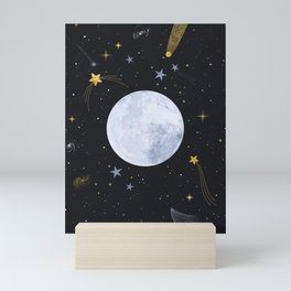 Magic Night Mini Art Print