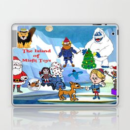 Island of Misfit Toys Laptop & iPad Skin