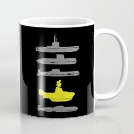 Know Your Submarines Coffee Mug