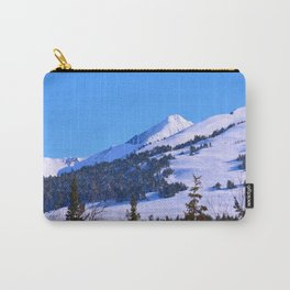 Back-Country Skiing  - IV Carry-All Pouch