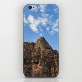 Base of the Canyon iPhone Skin