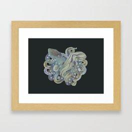 Tangled No. 5 Framed Art Print