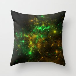 Infinite Universe Throw Pillow