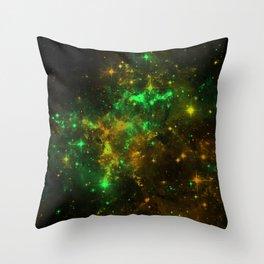 Infinite Universe Throw Pillow
