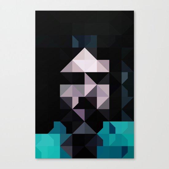 Lyok Canvas Print