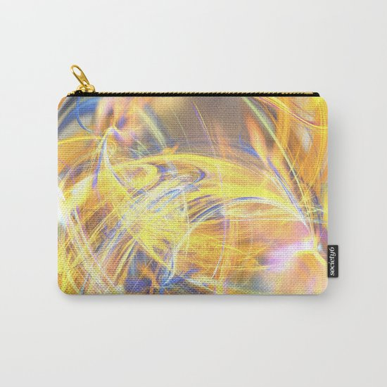 Party of Colours  (A7 B0204) Carry-All Pouch