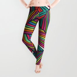 African Style No4 Leggings