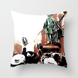 REPUBLIC Throw Pillow
