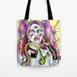 Halcyone Tote Bag