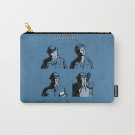 Waiting for Godot Carry-All Pouch