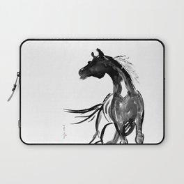 Horse (Ink sketch) Laptop Sleeve