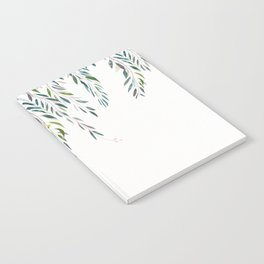 Eucalyptus - Gully gum Notebook