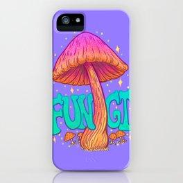 Fungi is Fun! iPhone Case