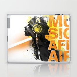 Music Affair Laptop & iPad Skin