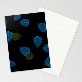 Leaf Scatter Stationery Cards