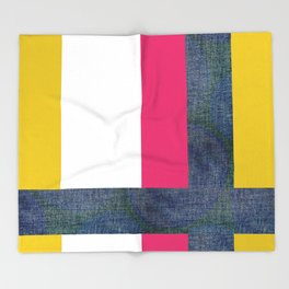 FIGURAL Throw Blanket