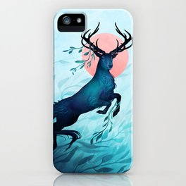 Kelpiestag iPhone Case
