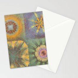 Constellate Incubus Flower  ID:16165-033300-38710 Stationery Cards