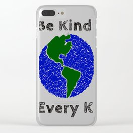 Vegan / Vegetarian - Save The Animals Clear iPhone Case