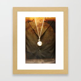 Proflle Framed Art Print