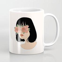 Blinded By Beauty Coffee Mug