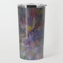 Abstract 501 Travel Mug