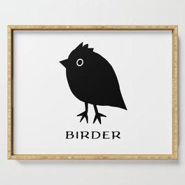 Birder Serving Tray