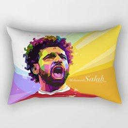 Mohamed Salah WPAP #2 Rectangular Pillow