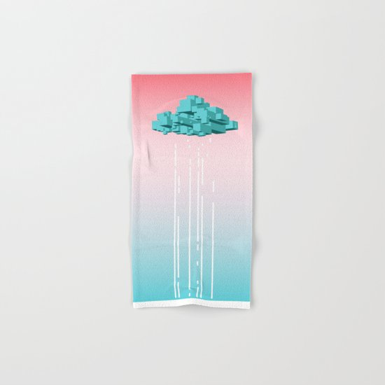 Concrete Cloud Hand & Bath Towel