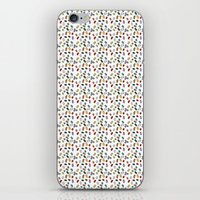 pills iPhone & iPod Skins featuring Pills by victoria negrin