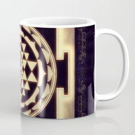 Sri Yantra XVII - Diffuse Light Coffee Mug