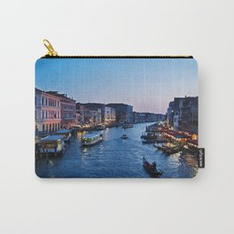 Venice at dusk - Il Gran Canale Carry-All Pouch